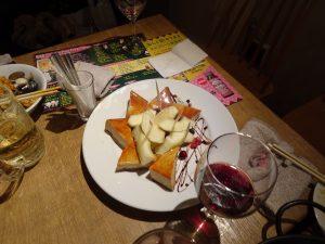 ㈱FramTableさんの高級洋ナシ&リンゴ