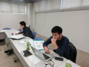 起業家向けスクール型プログラムibbBizCmap第3期、第8回を開催。