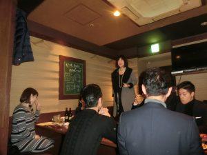 ibbBizCamp合同懇親会を開催。