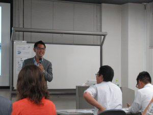 ibb起業家支援セミナーを開催。