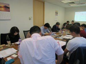 ibbfukuokaビル入居者、㈱フロンティアさんが香港進出セミナーin香港を企画してくれました。